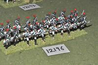 25mm napoleonic / italian - infantry 20 figs - inf (12196)
