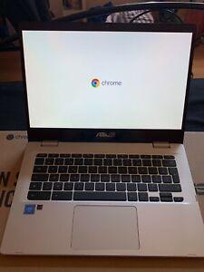 Ordinateur Portable Asus Chromebook Tactile