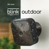 All-New Blink Outdoor 2020 Model HD Security Camera, Alexa - Cloud+Local Storage