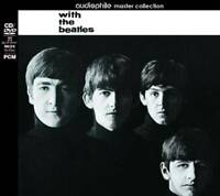 THE BEATLES /  WITH THE BEATLES Collector's AUDIOPHILE 1xCD+1DVDaudio