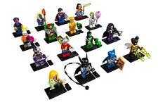 YRTS Lego 71026 Series DC Super Heroes Colección Completa 16 Minifiguras ¡New!