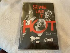 (Brand New Sealed) Some Like It Hot (1959) Criterion Collection Dvd Rare