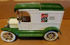 ertl castrol gtx motor oil 1913 ford model t van no box 1/25th 1991
