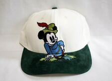 Vintage Mickey Mouse Hat Brave Little Tailor Snapback Disneyana Convention 1996