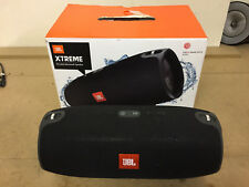 JBL XTREME 40W PORTABLE BLUETOOTH WIRELESS SPEAKER BLACK USB RECHARGEABLE