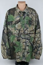 Ideal Products Outdoor Mens 3XL Skyline Camo Two Pocket Hunting Shirt USA Made
