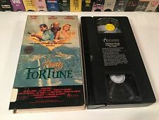 * Thieves Of Fortune Action Adventure VHS 1990 Shawn Weatherly Michael Nouri