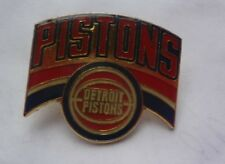 Detroit Pistons Peter David Lapel Pin 1988