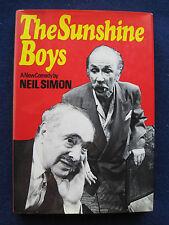 THE SUNSHINE BOYS by NEIL SIMON Basis of WALTER MATTHAU, GEORGE BURNS Film 1stEd
