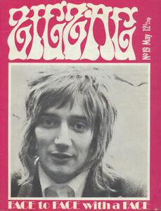 Zigzag issue 19 - May 1971 [UK] - Magazine
