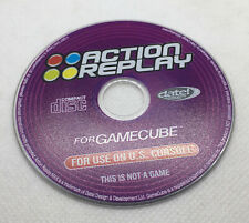 Action Replay For Gamecube - Disc Only - Datel - Nintendo GC