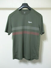 Rapha Men's Green Explore Technical Cycling Crewneck Shirt - Large