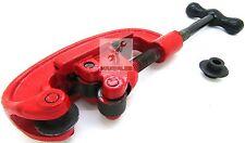 """New 2"""" Heavy Duty Plumbing Pipe Cutter with 2 Alloy Steel Cut  Wheels"""