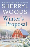 Winter's Proposal, Paperback by Woods, Sherryl, Brand New, Free shipping in t...