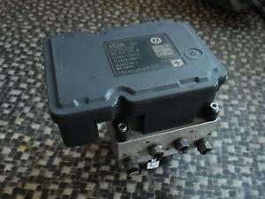 ABS Block Steuergerät Hydraulikblock VW Golf 6 VI Bj. 12 1K0614517DR #HB126 *