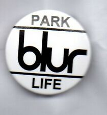 BLUR Parklife BUTTON BADGE - ENGLISH INDIE ROCK BAND - DAMON ALBARN 90s 25mm PIN