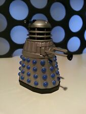 Doctor Who Dalek Silver and Blue Corgi Diecast Metal Model Classic Figure