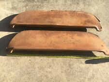 Vintage 1950's 1960's ? Dodge Plymouth fender skirts Ford Chevy rat street rod