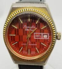 Remington Electra Vintage Windup Watch