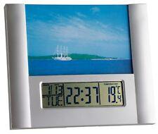 Numérique Réveil avec cadre photo Montre quartz TFA 98.1093 sizilia température