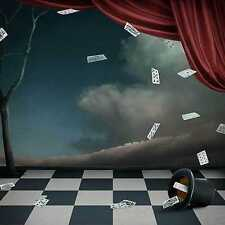 Magic show 10'x10' CP Backdrop Computer-painted Scenic Background HY-CM-1500
