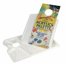 Winsor & Newton Compact Stay Wet Acrylic Mixing Palette - Staywet