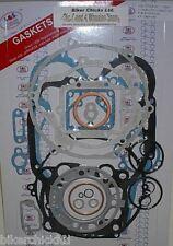 KAWASAKI 93-00 KX-250 Complete Gasket  Kit K&S  KX250 27 Pcs.