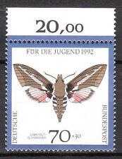 BRD 1992 Mi. Nr. 1603 Postfrisch Oberrand TOP!!! (10507)