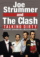 JOE STRUMMER & THE CLASH New 2017 UNRELEASED INTERVIEWS & MORE DVD