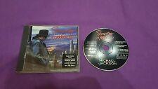 Michael Jackson stranger in moscow epic press 1997 cd usato