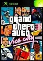 Grand Theft Auto Vice City - Original Xbox Game