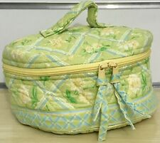 Vera Bradley Travel Cosmetic in Citrus Flora