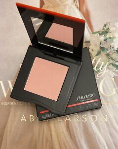 Shiseido InnerGlow Cheek Powder # 04  Aura Pink   4g / 0.14oz  With Box