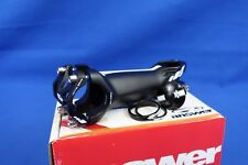 "New Answer Rove Bike Stem 1-1/8"" x 120mm x 31.8mm - Black w/ Spacers & Top Cap"