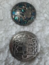 pins Mexican Silver