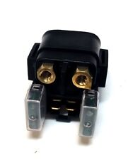300CC TO 500CC SOLENOID WITH 2 FUSE, 4-PIN PLUG (STARTER SOLENOID RELAY)