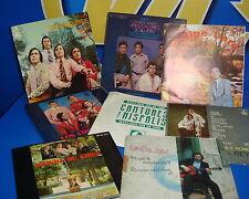 Lote de 8 EPS vinilos singles descatalogados SEVILLANAS Y PARECIDOS