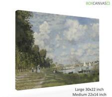 Reproduction Art Prints Claude Monet Canvas