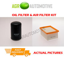 DIESEL SERVICE KIT OIL AIR FILTER FOR PEUGEOT PARTNER MPV 1.9 69 BHP 2004-05