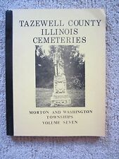 Tazewell County, Illinois, Cemeteries, Morton and Washington Townships