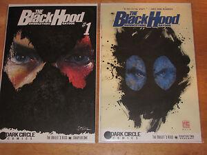 Black Hood Ex-Con 1 2 3 4 5 NM Swierczynski Gaydos 10 Crime Noir issues Archie