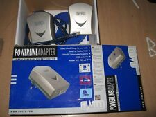 SWEEX POWERLINE ETHERNET ADAPTER CPL LD000010 (2 adapter)
