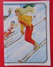 figurines prentjes cromos stickers picture cards figurine barbie 76 panini 1983