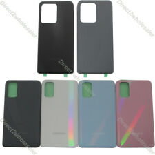 Back Battery Glass Cover Replacement For Samsung Galaxy S20 G980 S20 Ultra G988