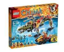 Lego ® Legends of Chima 70227 rey crominus 'rescate nuevo embalaje original New misb NRFB