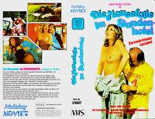 """VHS - """" Die MAUSEFALLE im Stundenhotel """" (1980) - Anna Maria Rizzoli"""
