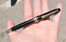 Tiffany & Co~ Montblanc Meisterstuck Classique Ballpoint Pen Black w/Gold Trim