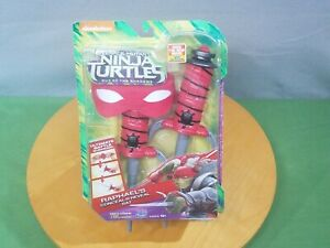 Nickelodeon TMNT Out Of The Shadows Raphael's Conceal & Reveal SAI *NEW*