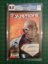 Justice League #51 (CGC 8.5) Recalled Error Newsstand Edition * 1 Book Lot *