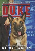 Duke (Dogs of World War II) by Kirby Larson